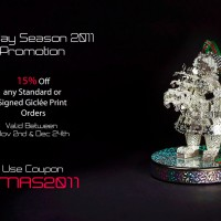 Holiday Season 2011 Print Sale | 15% Off all Print Orders