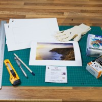 5 Steps to Matting a Fine Art Photographic Print