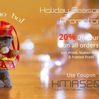 Holiday Season 2012 Print Sale | 20% Off all Print Orders