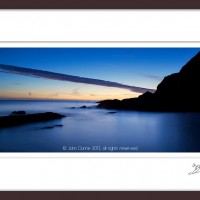 A Wicklow Seascape | First Light on Bray Head - Wicklow, Ireland