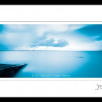 A Dublin Seascape | View from Seapoint of Poolbeg - Dublin, Ireland