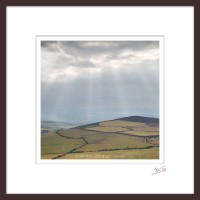 A Donegal Landscape | Light from Above - Donegal, Ireland