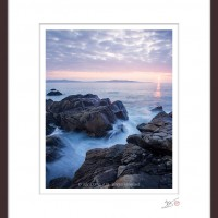 A Donegal Seascape | Sunset at Dunaff Bay - Donegal, Ireland