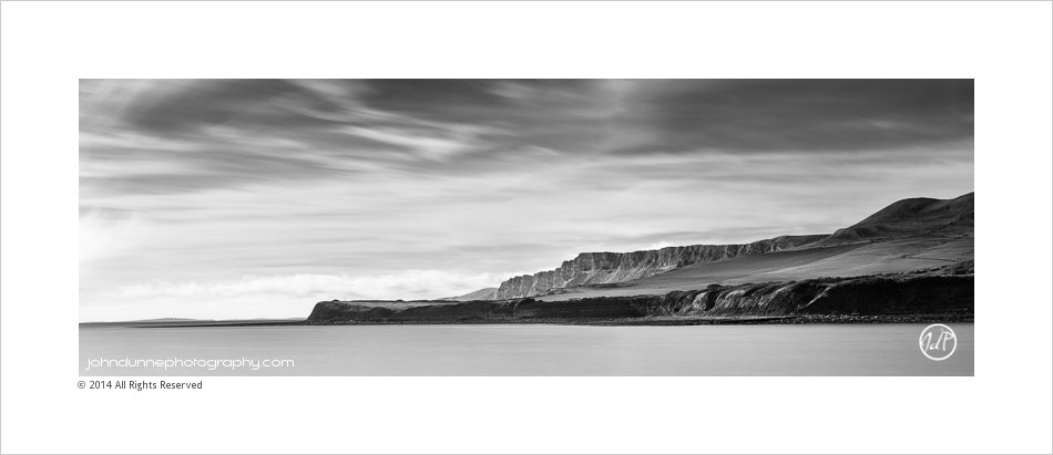 A Dorset Seascape | View Across Kimmeridge Ba…
