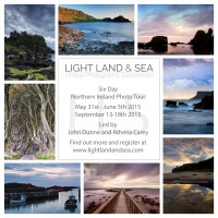 Announcing two exciting Photo Tours of Northern Ireland for 2015