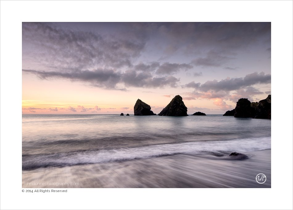 A Waterford Seascape | Dawn upon Ballydwan – …