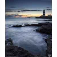 An Wexford Seascape | Last Light at Hook Lighthouse – Wexford, Ireland