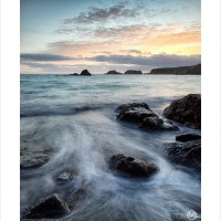 A Waterford Seascape | Sunset over Sheep Island – Waterford Ireland